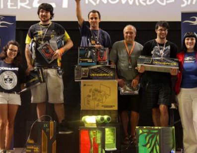 Los mejores ordenadores del Concurso Fast Modding