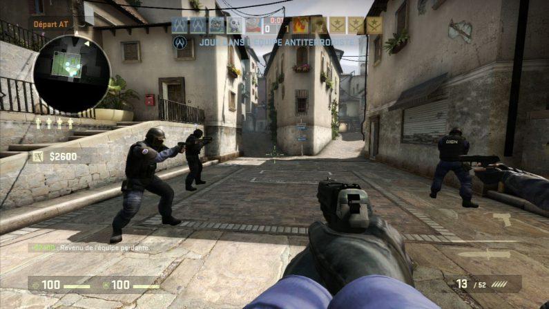 Qlimax gana a Counter Strike GO en la Euskal Encounter