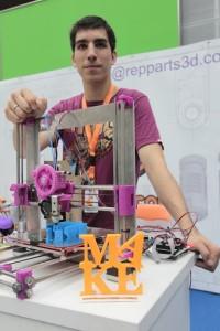 Impresoras 3D, de la ciencia ficción a la realidad
