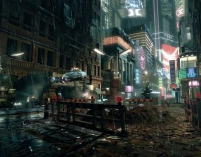 El mundo de Blade Runner, el videojuego