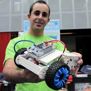 Camp tecnológico: Aprender Arduino y Robótica desde pequeños