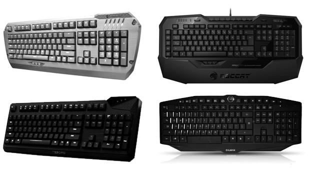 Escoger tu teclado para PC no es ningún juego
