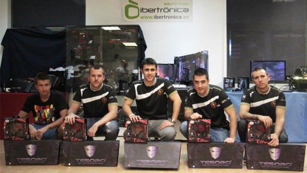 Qlimax gana la primera batalla CS-GO de Gaming en Ibertrónica