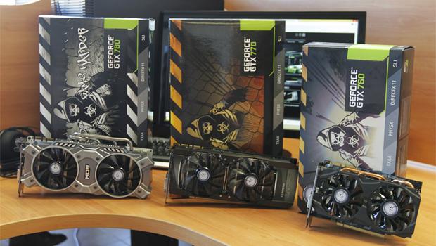 Review de las tarjetas KFA2 GeForce GTX: Son supersónicas.