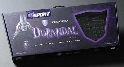 Tesoro Durandal eSport