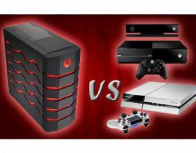 PC vs Consolas