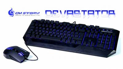 Devastator: Un pack Gaming para unirlos a todos