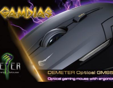 GAMDIAS DEMETER óptical