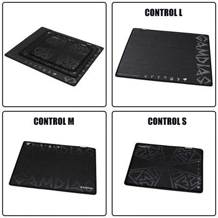 NYX Control-Detalles