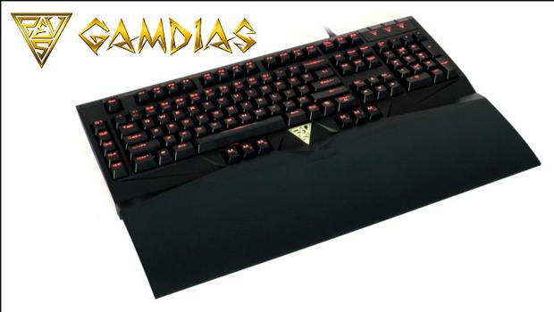 HERMES, teclado super silencioso.