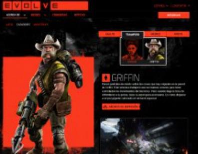 Imprime en 3D los personajes de EVOLVE