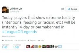 Castigos ejemplares para jugadores tóxicos en el LOL