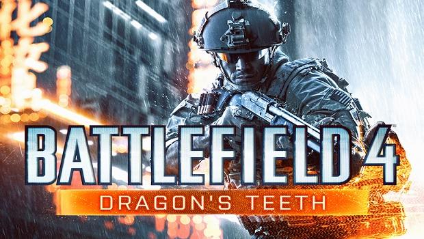 Dragon's Teeth el último DLC de «Battlefield 4»