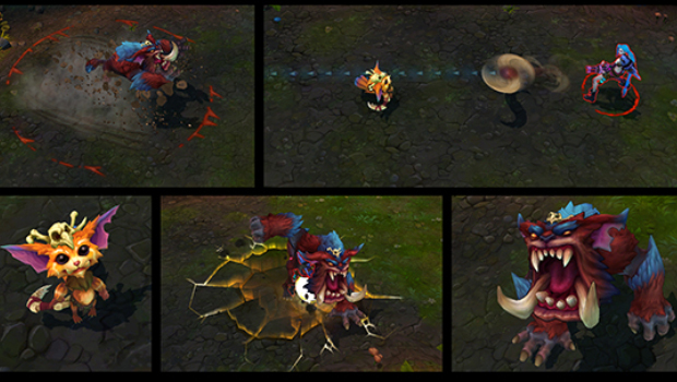 Gnar, nuevo campeón del League of Legends