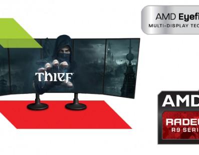 AMD presenta su nueva gráfica Radeon R9 285
