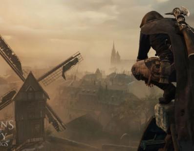 Ya tenemos el tráiler de lanzamiento  Assassin's Creed Unity