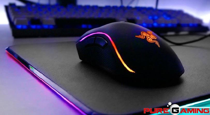 ratones gaming gamer