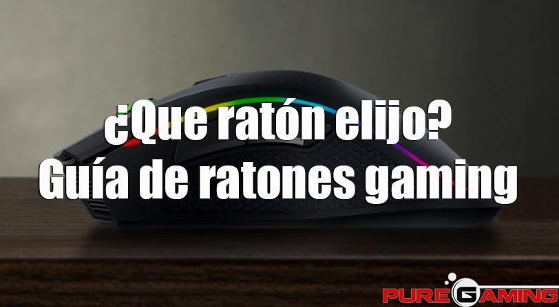 guia de ratones gaming