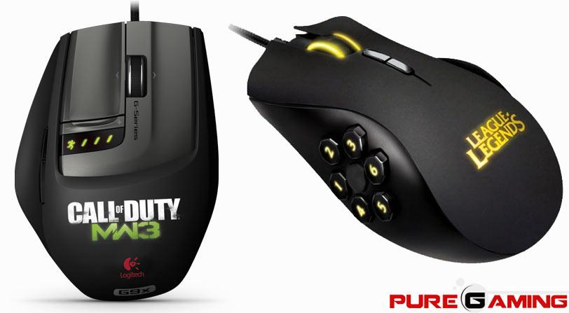 ratones gaming lol cod