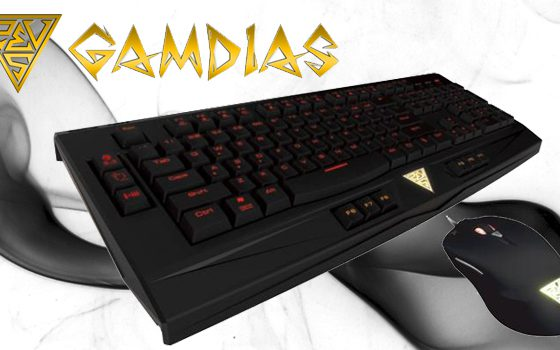Ares Combo de GAMDIAS.