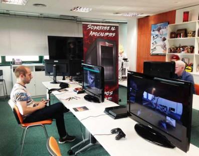 Probamos el Project Cars en un evento de Bandai Namco