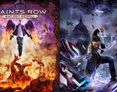 Saints Row Gat out of Hell y Saints Row IV: Re-Elected – Tráiler de lanzamiento