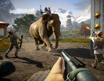 """Por fin disponible el DLC """"Invasión"""" de Far Cry 4"""