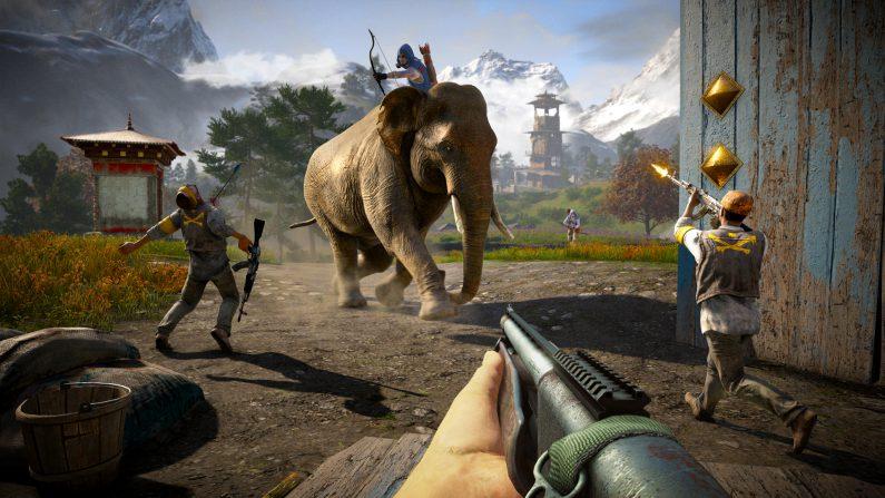Por fin disponible el DLC «Invasión» de Far Cry 4