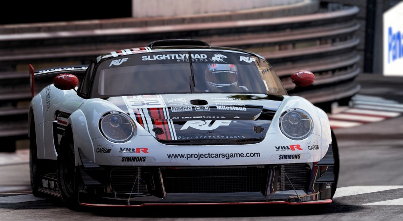 Project CARS: descubre el RUF CTR3 SMS-R