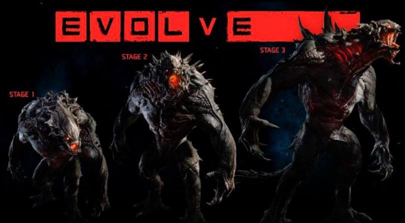 EVOLVE – El multiplayer cooperativo se reinventa en los Shooters