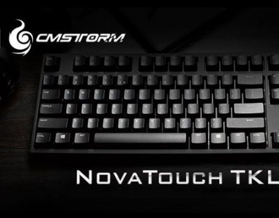 Teclado gaming Novatouch TKL