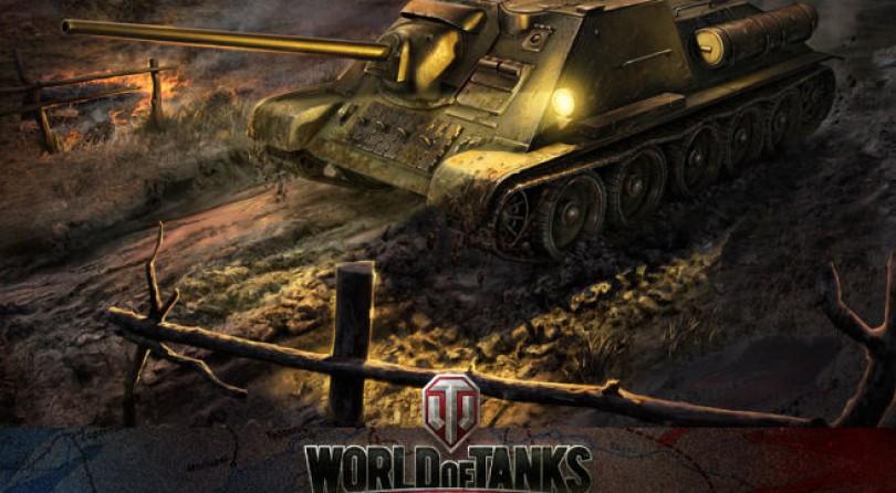 Se inicia la beta cerrada de World of Tanks Generals