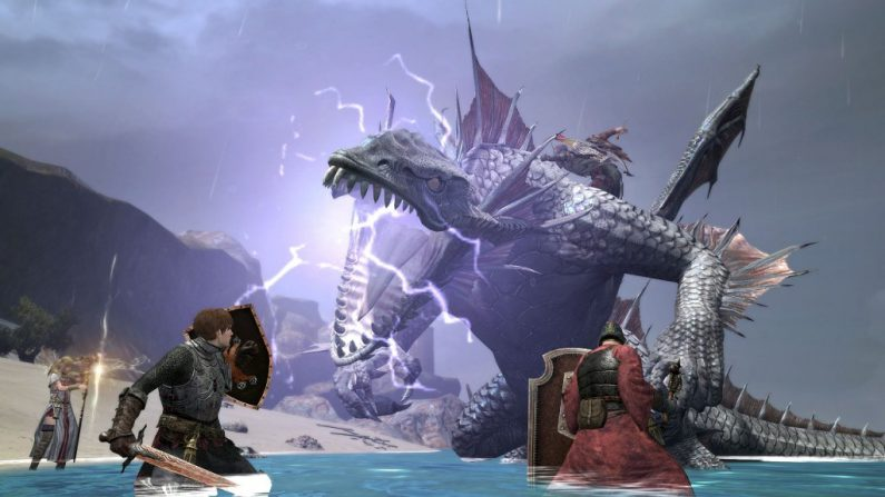 Dragon's Dogma Online ya tiene Gameplay