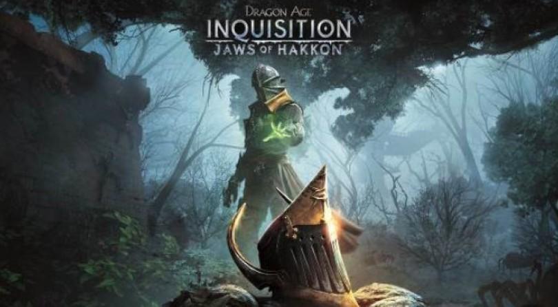 Dragon Age Inquisition: Jaws of Hakkon ve la luz