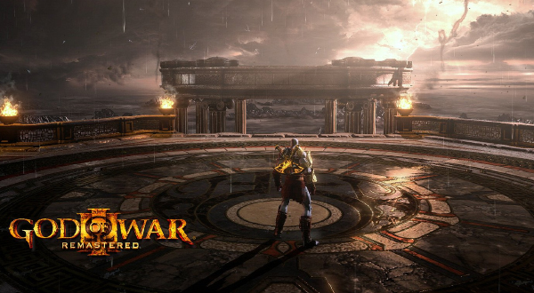God of War III Remasterizado llegará a PS4