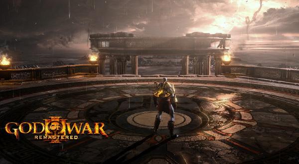 God of War III Remasterizado