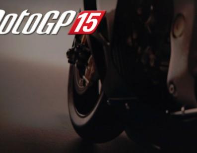 MotoGP 15 disponible en primavera