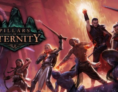 Pillars of Eternity ya a la venta