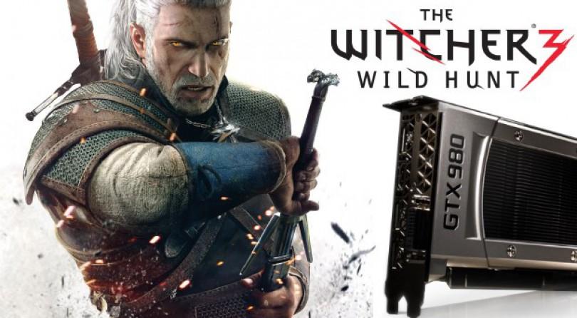 NVIDIA regalará The Witcher 3 con sus tarjetas gráficas