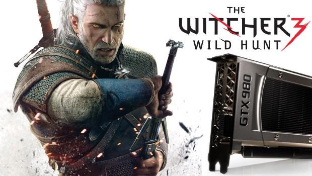 the witcher 3 wild hunt gtx