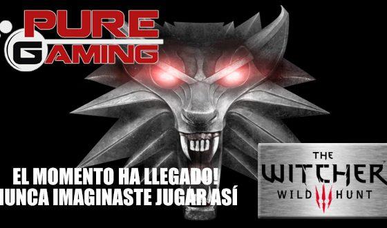 Presentación del juego… The Witcher 3!!!