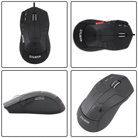Ratón gaming Zalman M300