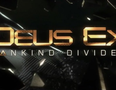 Deus Ex: Mankind Divided desvelado