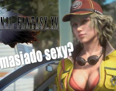 Cindy, el personaje de Final Fantasy XV que ha creado polémica