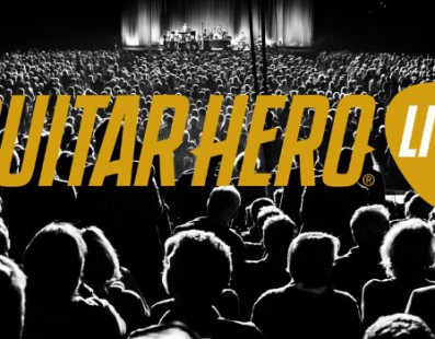 Guitar Hero vuelve a la carga con Guitar Hero Live