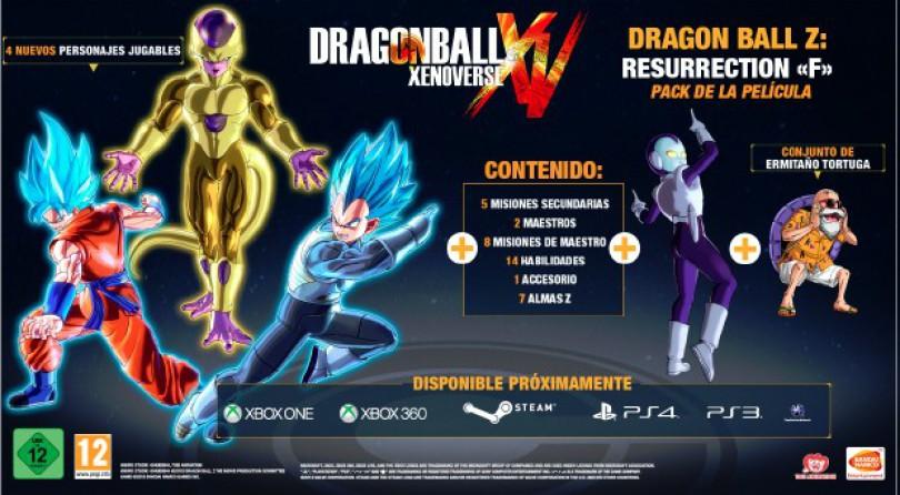 Nuevo DLC para Dragon Ball Xenoverse