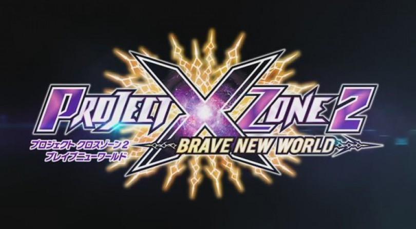 Project X Zone 2 para Nintendo 3DS en Otoño