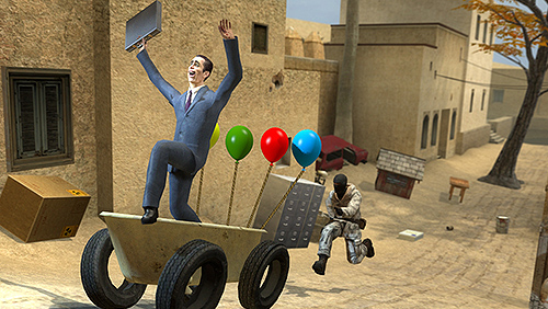 Garry's mod - review