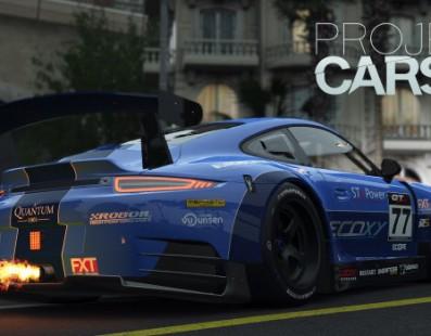 Project CARS publica el listado de coches