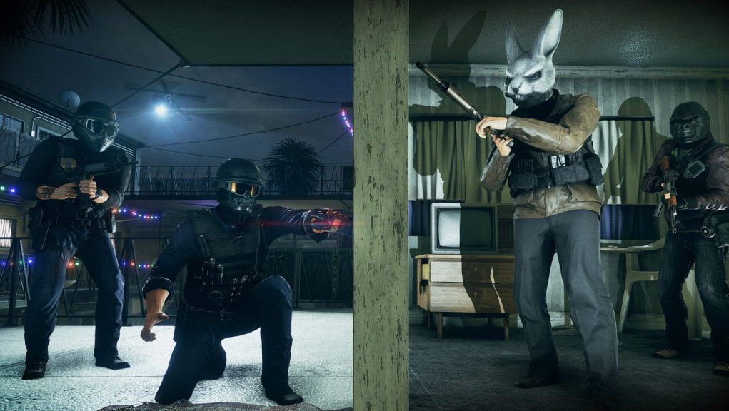 Criminal Activity el DLC de Battlefield Hardline